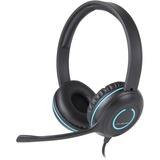 Cyber Acoustics AC-5010 3.5mm Stereo Headset