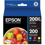 Epson DURABrite 200XL/200 (T200XL-BCS) Original Ink Cartridge