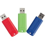 Verbatim 16GB PinStripe USB 3.0 Flash Drive