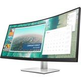 """HP E344c 34"""" WQHD Curved Screen LED LCD Monitor"""