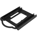 EASILY INSTALL A 2.5INCH SOLID-STATE DRIVE OR HARD DRIVE INTO A 3.5INCH BAY, WIT