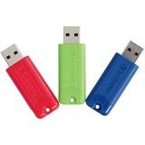 Verbatim 128GB PinStripe USB 3.0 Flash Drive