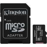 Kingston Canvas Select Plus 32 GB Class 10/UHS-I (U1) microSDHC