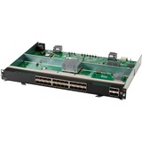 Aruba 6400 24-port SFP+ and 4-port SFP56 Module