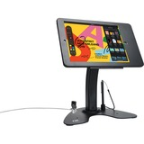 CTA Digital Desk Mount for iPad, iPad Air, iPad Pro, Card Reader