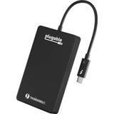 Plugable 2TB Thunderbolt 3 External SSD NVMe Drive