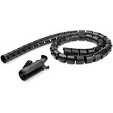 StarTech.com 2.5m (8.2ft) Cable Management Sleeve