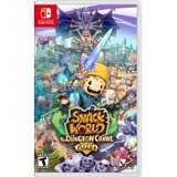 Nintendo Snack World: The Dungeon Crawl