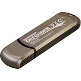Kanguru Defender3000 FIPS 140-2 Certified Level 3, SuperSpeed USB 3.0 Secure Flash Drive, 256G
