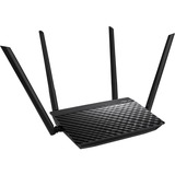 Asus RT-AC1200 V2 IEEE 802.11ac Ethernet Wireless Router