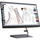 "Lenovo Q24h-10 23.8"" WQHD WLED LCD Monitor"