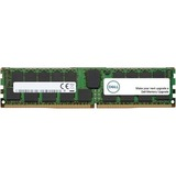Dell 16GB DDR4 SDRAM Memory Module - For Server, Workstation - 16 GB (1 x 16 GB) - DDR4-2666/PC4-21300 DDR4 SDRAM - CL19 - 1.20 V - ECC - Registered - 288-pin - DIMM