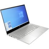 "HP ENVY 15 15.6"" Laptop Intel Core i7 16GB RAM 512GB SSD Natural Silver Aluminum"