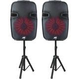 Naxa NDS-8007D Portable Bluetooth Speaker System