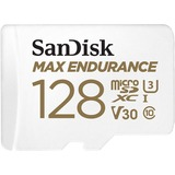 SanDisk MAX ENDURANCE 128 GB Class 10/UHS-I (U3) microSDXC