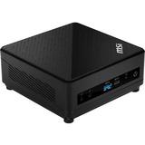 MSI Cubi 5 10M Desktop Computer Core i3-10110U 8GB RAM 256GB SSD Black
