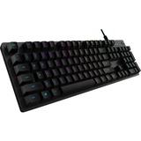 Logitech G512 LIGHTSYNC RGB Mechanical Gaming Keyboard