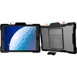 "MAXCases Shield Extreme-X With Pencil Holder For iPad 7 10.2"" (Black)"
