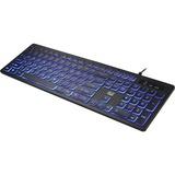 Adesso EasyTouch 2x Large Print Illuminated LED Keyboard