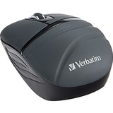 Verbatim Wireless Mini Travel Mouse, Commuter Series