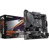 Aorus Ultra Durable B550M AORUS PRO Desktop Motherboard