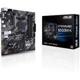 Asus Prime B550M-K Desktop Motherboard