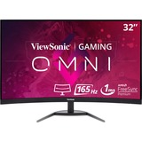 "Viewsonic VX3268-PC-MHD 31.5"" Full HD Curved Screen LED Gaming LCD Monitor"