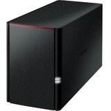 Buffalo LinkStation 220 12TB Private Cloud Storage NAS with Hard Drives Included