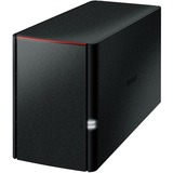 Buffalo LinkStation SoHo 2bay Desktop Personal Cloud 12TB Hard Drives Included