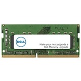 Dell 8GB DDR4 SDRAM Memory Module - For Desktop PC - 8 GB - DDR4-3200/PC4-25600 DDR4 SDRAM - 3200 MHz - 260-pin - SoDIMM