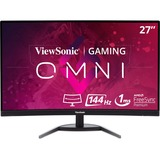 "Viewsonic VX2768-2KPC-MHD 27"" WQHD Curved Screen LED Gaming LCD Monitor"