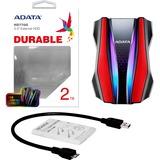 Adata HD770G AHD770G-2TU32G1-CRD 2 TB Hard Drive