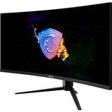 "MSI Optix MAG342CQRV 34"" UW-QHD Curved Screen LED Gaming LCD Monitor"
