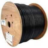 Tripp Lite Cat6/Cat6e Bulk Ethernet 600 MHz Solid-Core Direct-Burial Outdoor-Rated UTP Bulk Ethernet Cable
