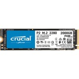 Crucial P2 CT2000P2SSD8 2 TB Solid State Drive