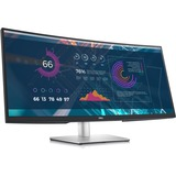"Dell P3421W 34"" Curved Screen LCD Monitor - 34"" Class"