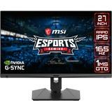 "MSI Optix MAG274QRF 27"" WQHD LED Gaming LCD Monitor"