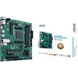 Asus PRO B550M-C/CSM Desktop Motherboard