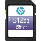 HP sx330 512 GB Class 10/UHS-I (U3) SDXC