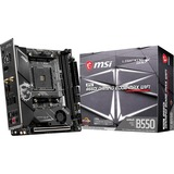 MSI MPG B550I GAMING EDGE MAX Mini ITX Motherboard Socket AM4 AMD Ryzen 9