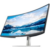 "Dell UltraSharp U3421WE 34.1"" Curved Screen LCD Monitor - 34"" Class - USB Hub"