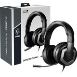 MSI Immerse GH61 Gaming Headset audio by ONKYO