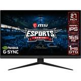 """MSI Optix OPTIXG273QF 27"""" WQHD LED Gaming LCD Monitor"""