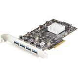 StarTech.com 4-Port USB PCIe Card