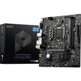 MSI H510M PRO Desktop Motherboard