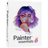 Corel Painter Essentials 8 | Beginner Digital Painting Software | Drawing & Photo Art [PC/Mac Key Card]