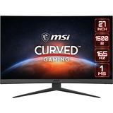 "MSI Optix G27C6 27"" Full HD Curved Screen Gaming LCD Monitor"