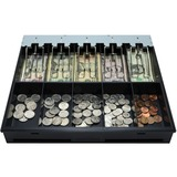 APG Arlo Series 410 Cash Drawer Replacement Tray   Plastic Molded Till for Cash Register  5 Bill/ 5 Coin Compartments   KPK-15TA-A20-BX  