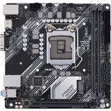 Asus Prime H410I-PLUS/CSM Desktop Motherboard