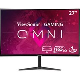 "Viewsonic VX2718-PC-MHD 27"" Full HD Curved Screen LED Gaming LCD Monitor"